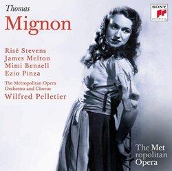 Thomas: Mignon (Metropolitan Opera) (2 CD)