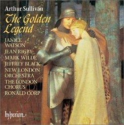Sullivan - The Golden Legend / J. Watson · Rigby · Wilde · J. Black · Corp