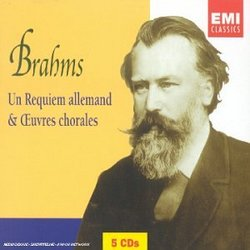 Brahms: German Requiem; Choral Works [Box Set]
