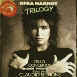 Trilogy / Cello Concerti