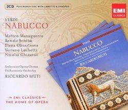 Verdi: Nabucco (2 CD/CD-ROM)