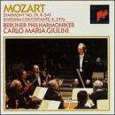 Mozart: Sinfonia Concertante K. 297b/Symphony No.39