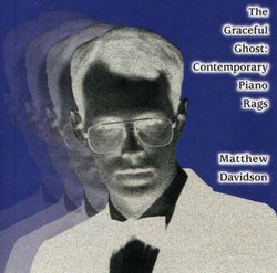 The Graceful Ghost: Contemporary Piano Rags