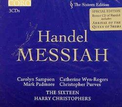 Handel: Messiah [Includes Bonus CD]