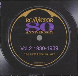 RCA Victor 80th Anniversary, Vol. 2 (1930-1939)