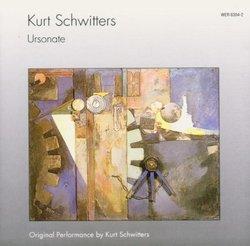 Kurt Schwitters - Ursonate by Kurt Schwitters (1996-04-17)