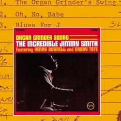 Organ Grinder Swing