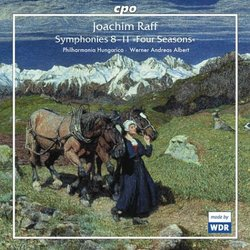 "Raff: Symphonies 8 - 11 ""Four Seasons"""