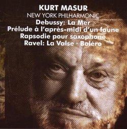 Debussy: La Mer / Ravel: La Valse / Bolero