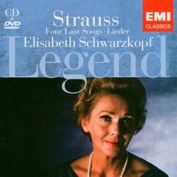 Strauss: Four Last Songs; Lieder