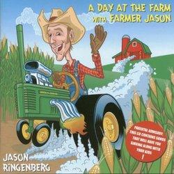 Day at the Farm With Farmer Jason