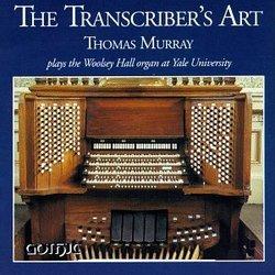 The Transcriber's Art