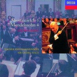 Symphony 5 / Symphony 4