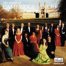 Sound of the Cambridge Voices
