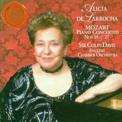 Piano Concertos 19 & 27