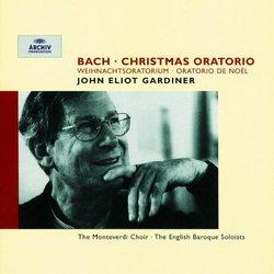 Bach - Christmas Oratorio / Gardiner