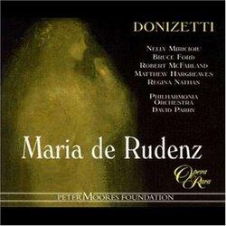 Donizetti - Maria de Rudenz / N. Miricioiu · R. Nathan · B. Ford · R. McFarland · PO · D. Parry