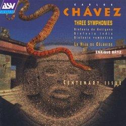3 Symphonies / Hija Da Colquide / Baile