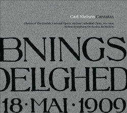 Nielsen: Cantatas