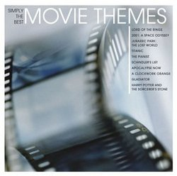 Simply the Best Movie Themes