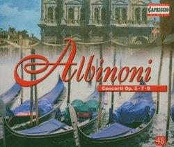 Albinoni: Concerti Op 5/7/9