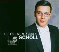 The Essential Andreas Scholl [Box Set]