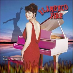 FLAMENCO FIRE by Linda Gentille Piano Virtuoso