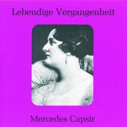 Lebendige Vergangenheit: Mercedes Capsir