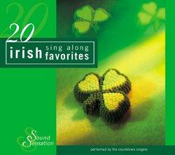 20 Irish Sing Along Favorites (Dig)