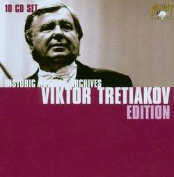 Viktor Tretiakov Edition (Historic Russian Archives)
