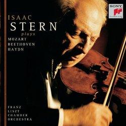 Isaac Stern Plays Mozart, Beethoven and Haydn