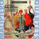Malipiero: The String Quartets (Complete Edition)