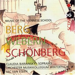 Music of the Viennese School