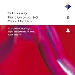 Tchaikovsky: Pno Ctos Nos 1 - 3