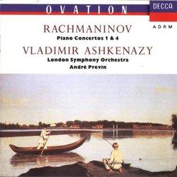 Piano Concerti 1 & 4