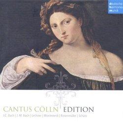 Cantus Colln Edition