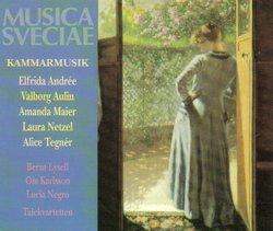Kammarmusik / Chamber Music (Musica Sveciae)