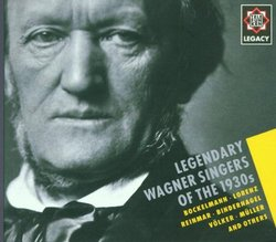 Legendary Wagner Singers of the 1930s (Telefunken Legacy Series)