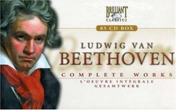 Beethoven Edition: Complete Works (85CD Box Set)