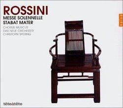 Rossini: Messe Solennelle; Stabat Mater