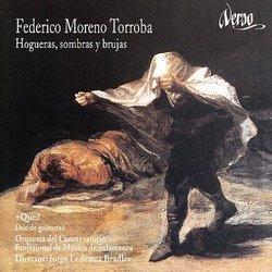 Federico Moreno Torroba: Hogueras, Sombras y Brujas