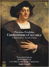 Christophorus Columbus: Paraísos Perdidos [Hybrid SACD]