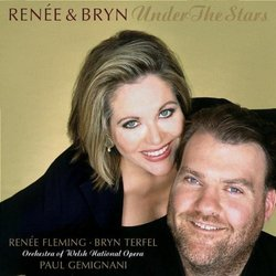 Renee and Bryn: Under the Stars