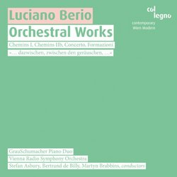 Luciano Berio: Orchestral Works