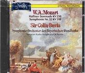 Mozart: Haffner Serenade  &  Symphony # 32