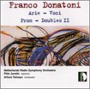 Franco Donatoni: Arie; Voci; Prom; Double II
