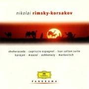 Panorama: Nikolay Andreyevich Rimsky-Korsakov
