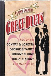 Classic Country Great Duets 2-Cd Set! Time Life,