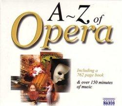 A - Z of Opera (includes 762 page booklet)