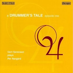 Plays Per Norgard / A Drummer's Tale